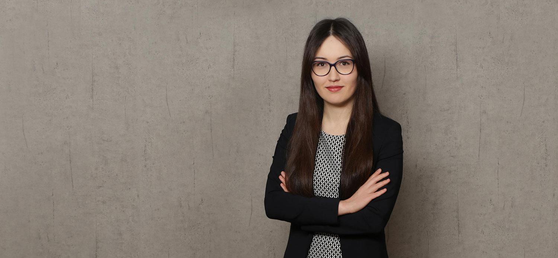 Fatima Fazly - Fach- und Führungskräfte-Vermittlung